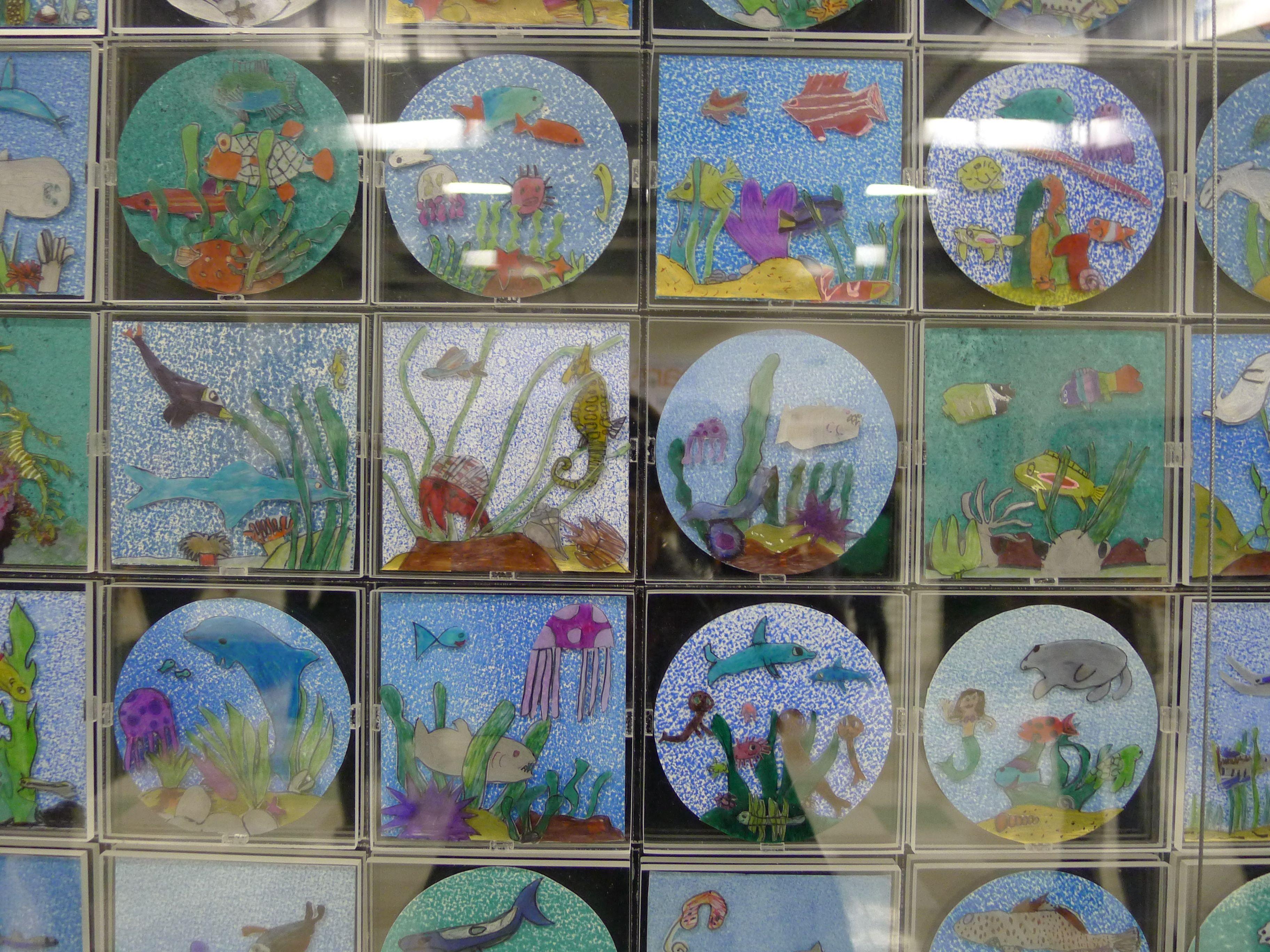 Classroom Art Ideas ~ A treasure trove of wonders the willows school class art