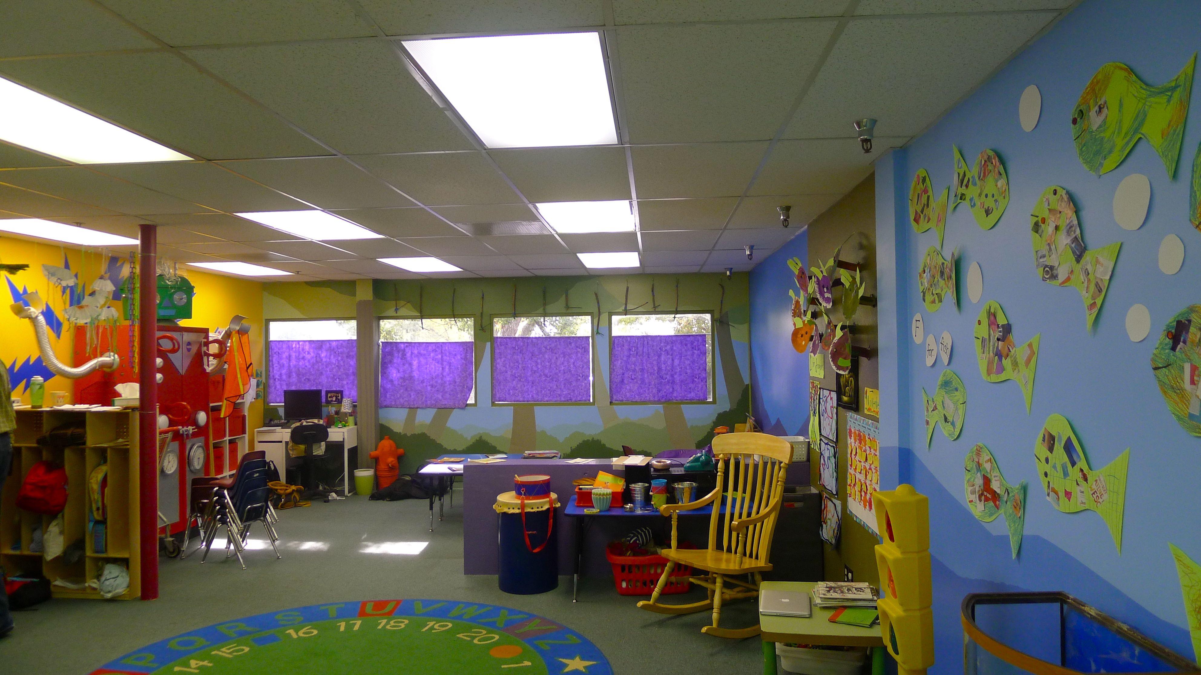Kindergarten Class: The Waverly School: Progressive Perfection In Pasadena
