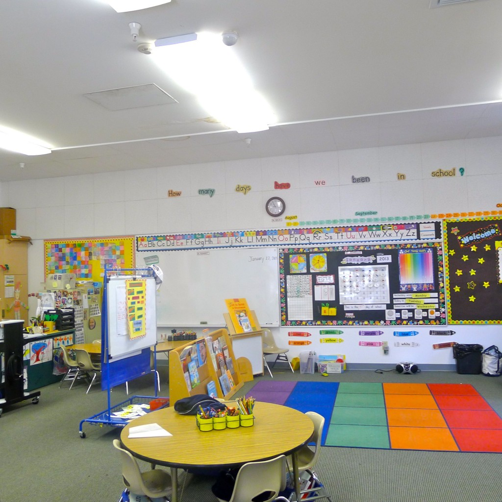 Modern Kindergarten Classroom Furniture ~ Traditional schools beyond the brochure