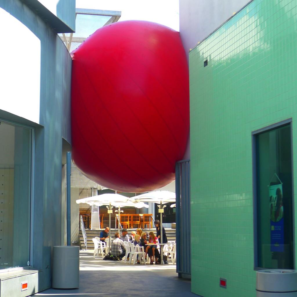#redballproject