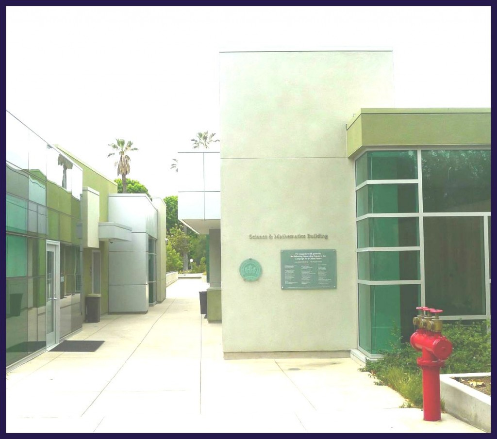 The Science and Math Building