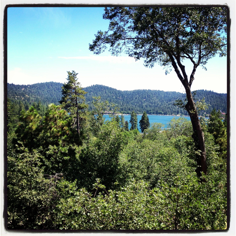 Lake Arrowhead: What A View