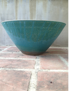 A gorgeous herb pot