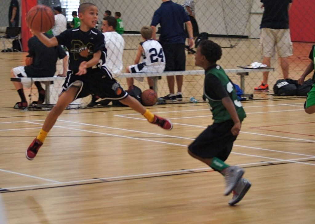 Cheers to my son's team, Pacific Elite, champs at the SGV Aloha hoops tournament in Anaheim last weekend. What a pass!