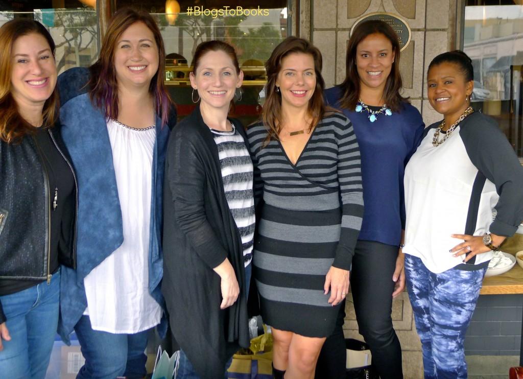 (L. To R.) Sarah Maizes, Susanna Morgan, Laura Gerson, Rachel Lincoln Sarnoff, Christina Simon, Porcha Dodson