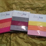 Emi Jay Hair Ties. This company was started by two former Curtis School students!