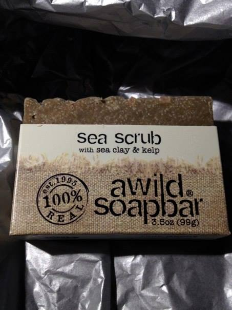 True Goods Sea Scrub