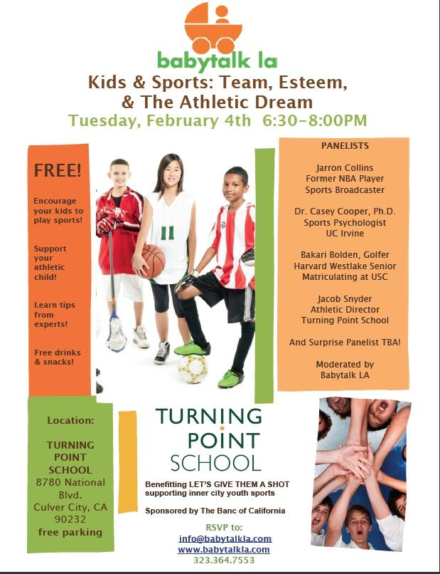 BabyTalk LA Turning Point School