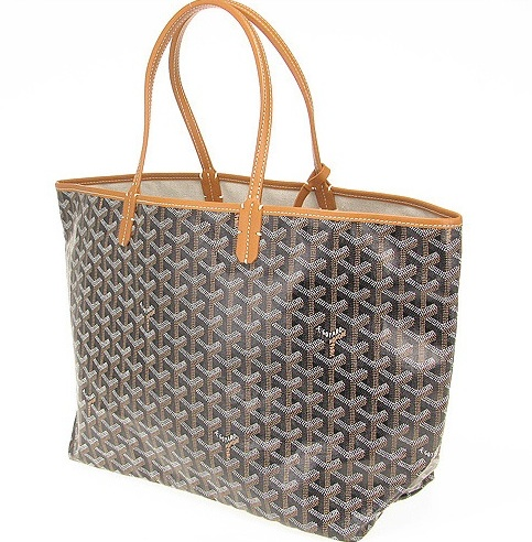 The Goyard Saint Louis tote retails for about $1,200. I don't own this bag. Do you?