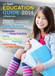 LA Parent Cover March 2014