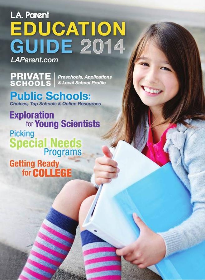 LA Parent Cover March 2014