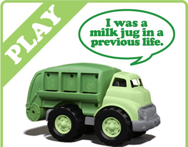 Progressive Schools: Toys are eco-friendly and their origin is important.