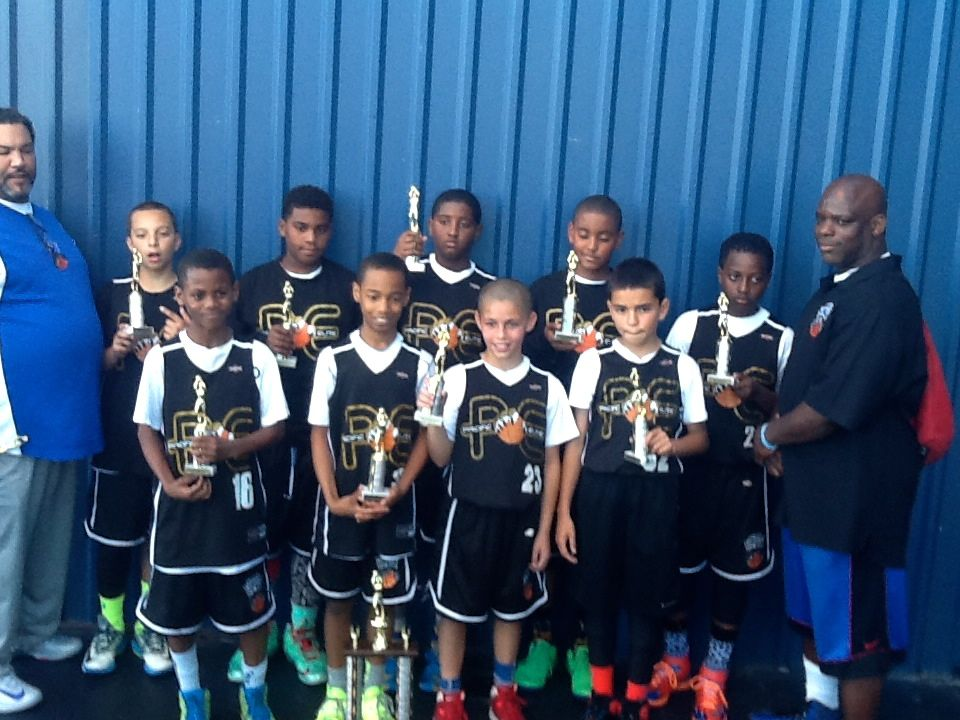 Over Spring Break, we spent four days in Las Vegas where my son's team took 2nd place in the Las Vegas Invitational Tournament!
