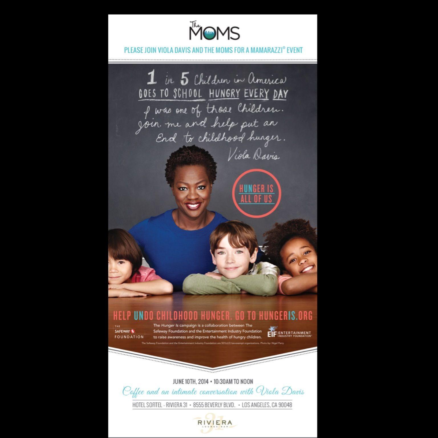 Viola Davis partners with Safeway,