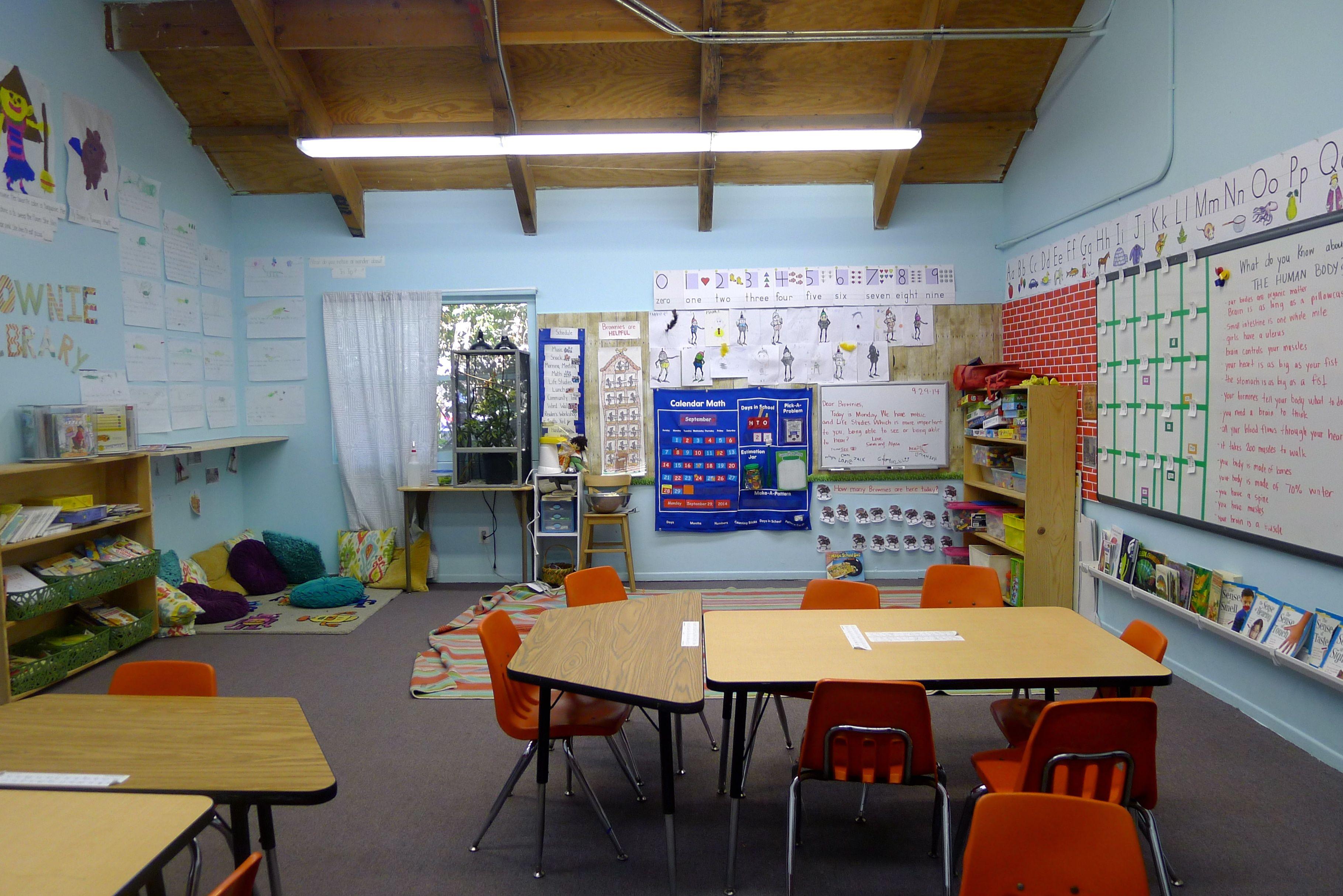 CCS Classroom 4