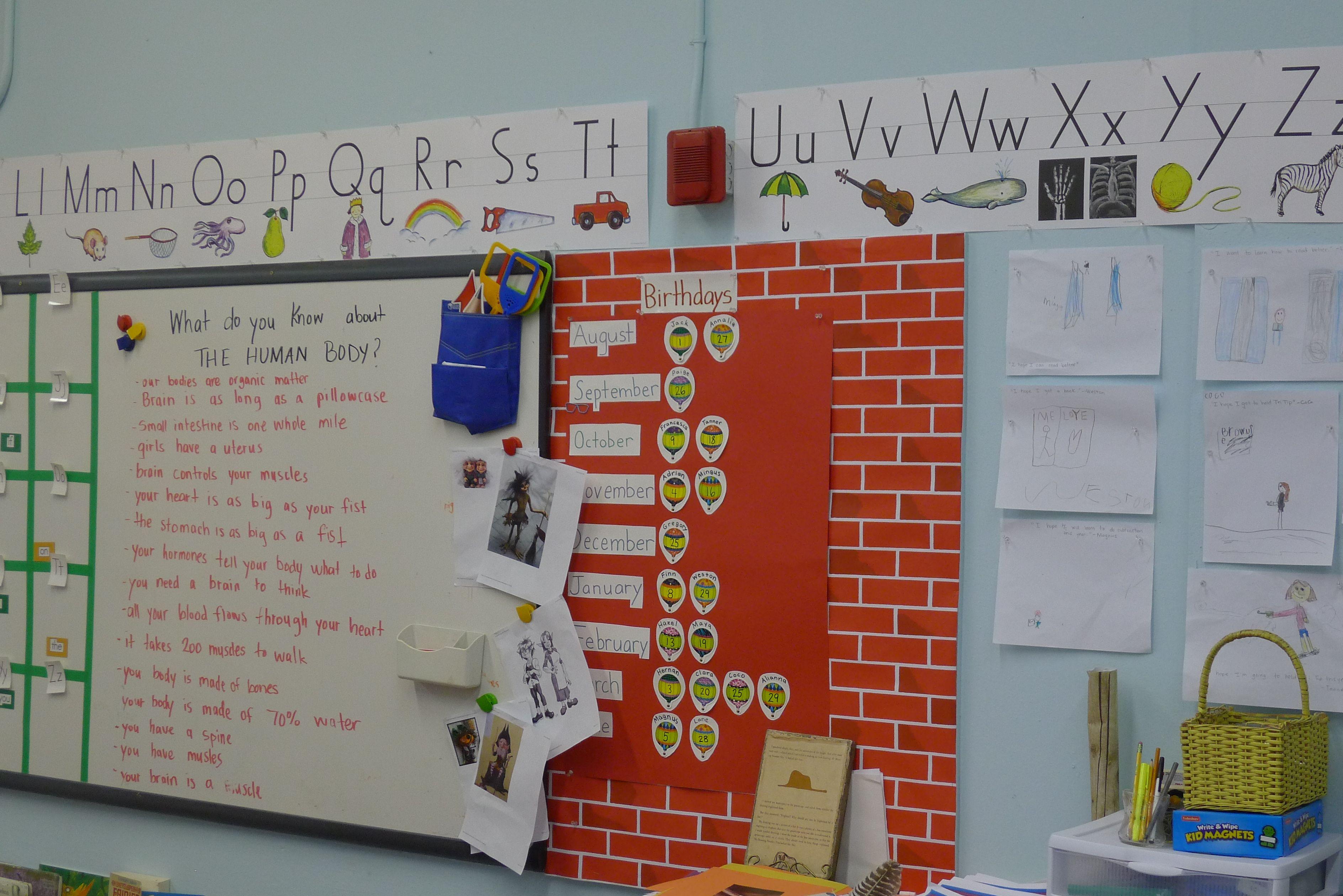 CCS Classroom