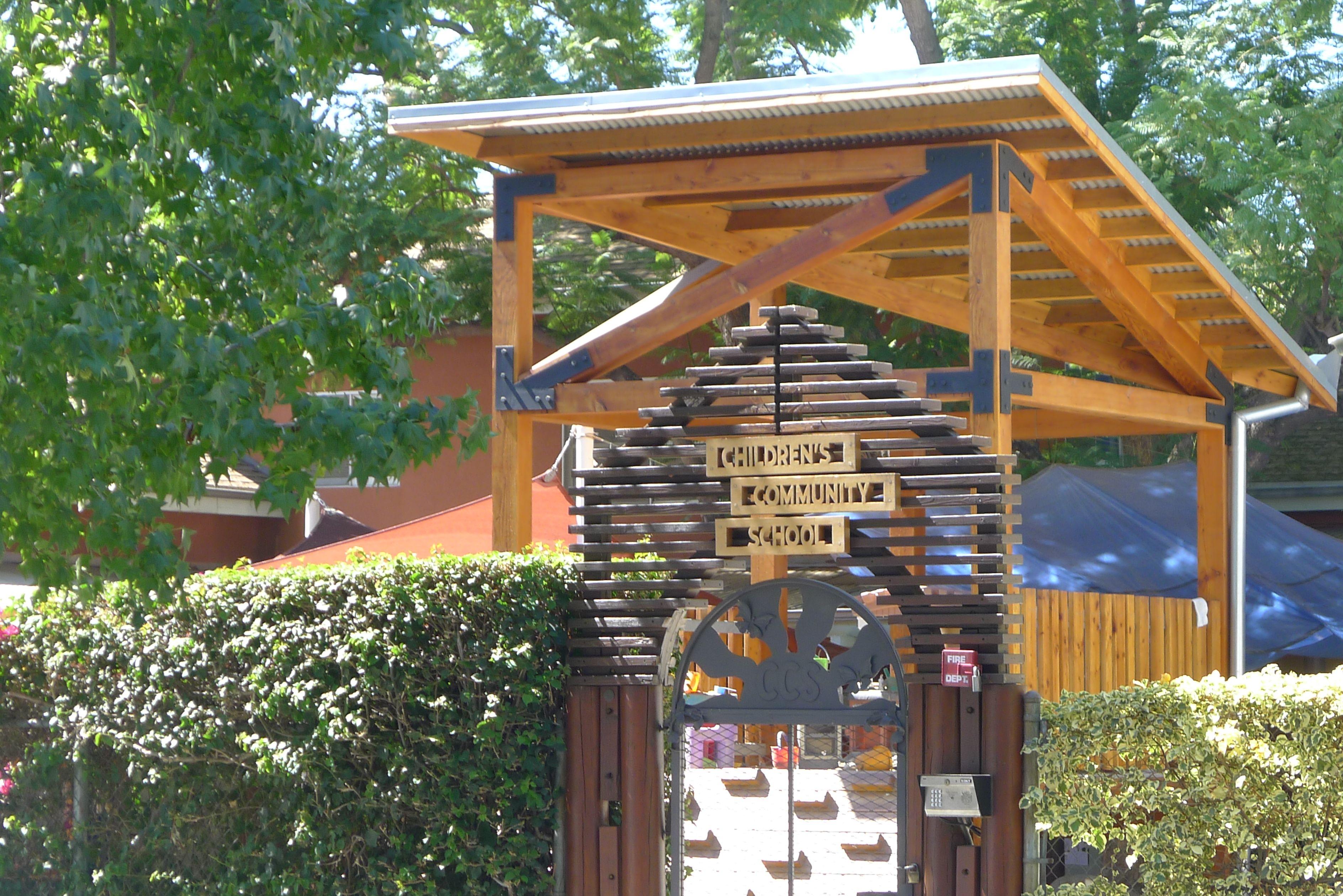 CCS Front entrance
