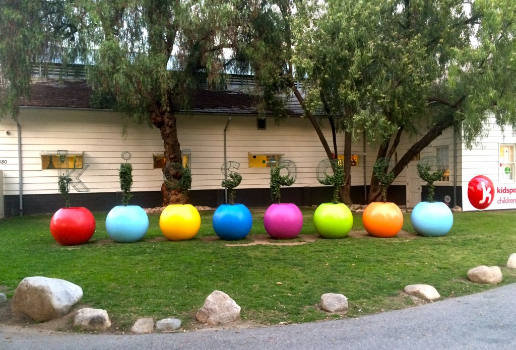 The fabulous KidSpace museum, Pasadena