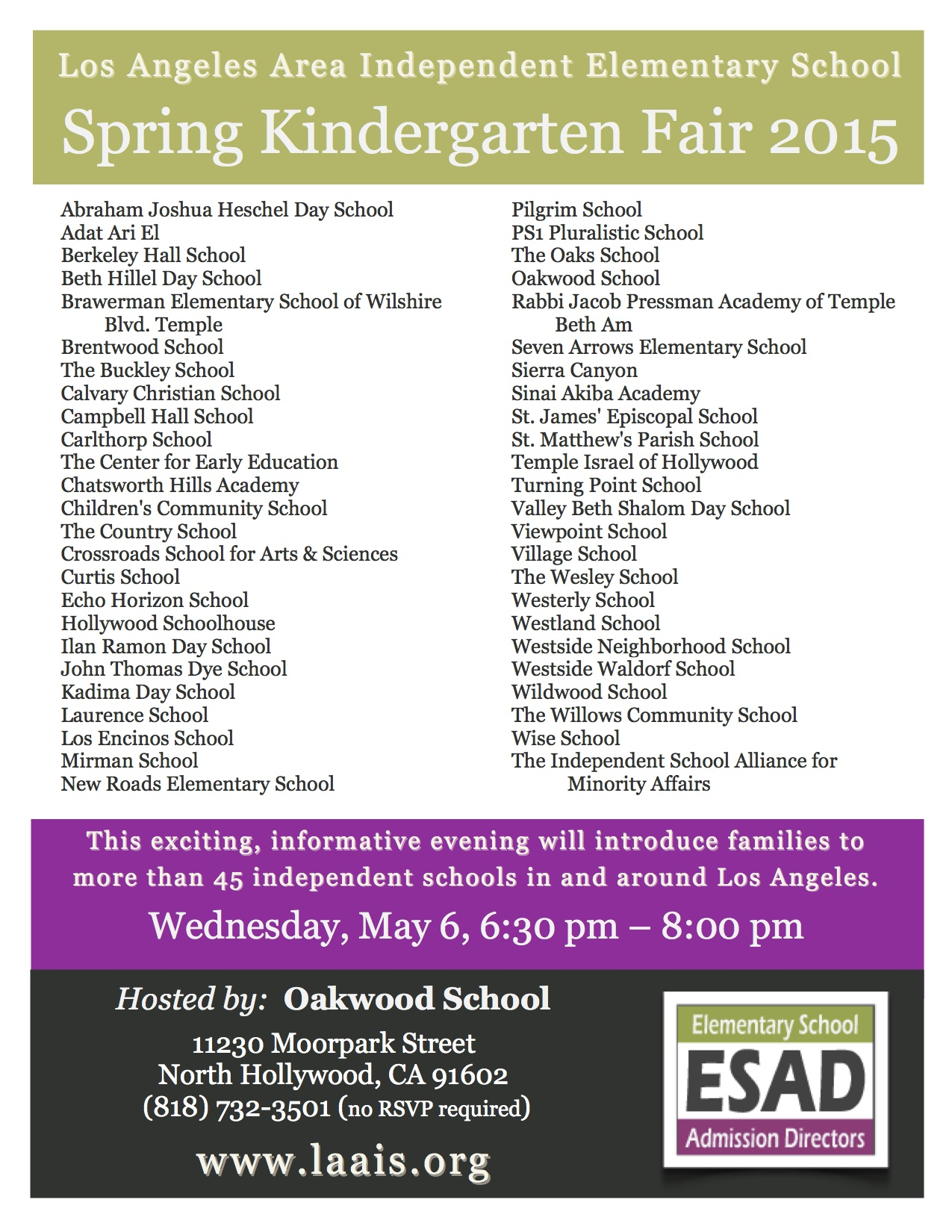 2015_ESAD_SpringKFair_Flyer