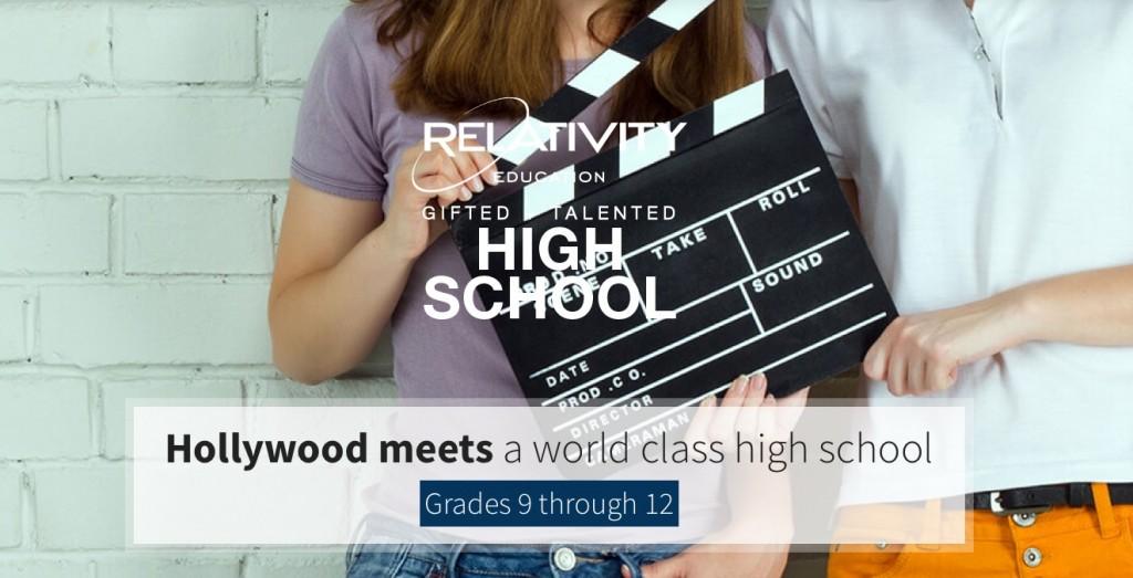 Photo: Relativity High School