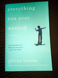 Jillian Lauren Book Cover
