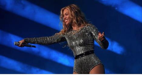 Beyonce CEE gala