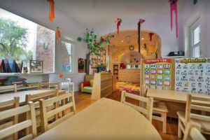 Sunshine Preschool in Brentwood. Photo: Sunshine