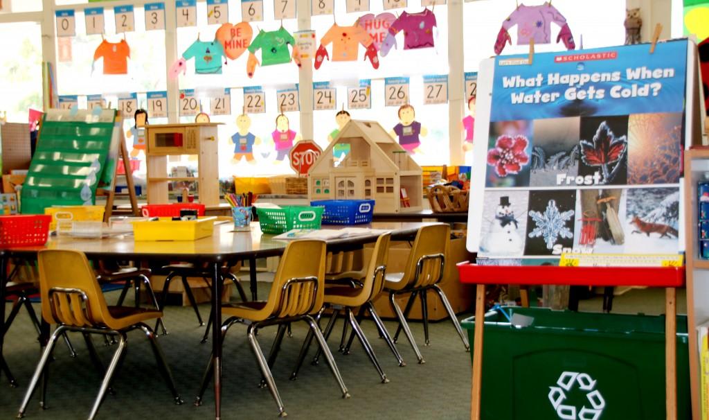 CP Kinder Classroom