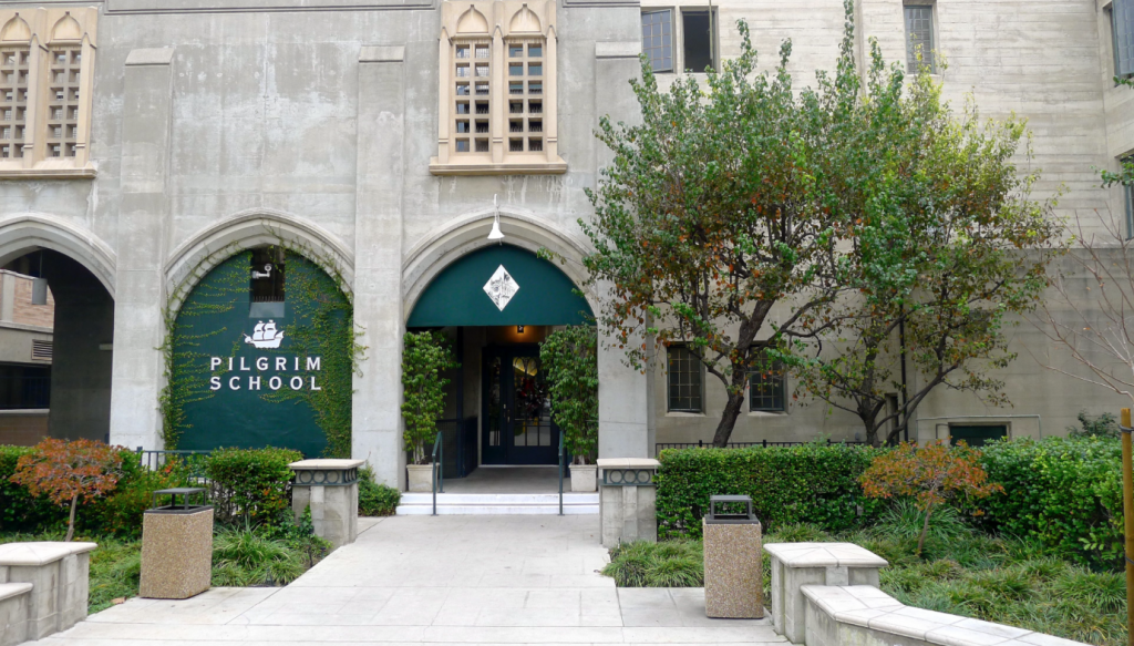 Pilgrim School, Los Angeles, Preschool-12th