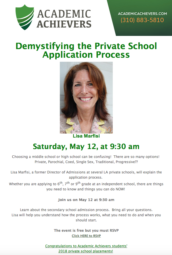 Academic Achievers :Lisa Marfisi